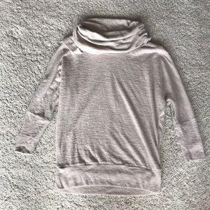 Cherish sweater with high neck